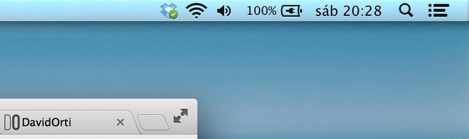 A tortas con Apple… y el modo pantalla completa en OS X